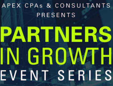 <p>Partners in Growth Event</p>