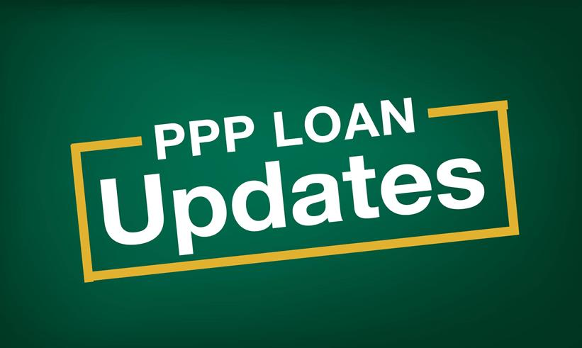 <p>PPP LOANS REDUCTIONS FOR LOANS LESS THAN $50,000</p>